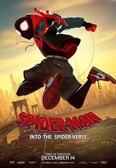 Spider-Man Into the Spider Verse 3D