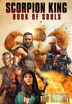 The Scorpion King Book of Souls